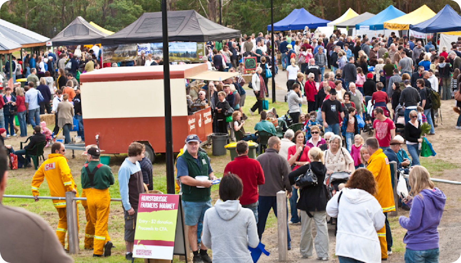 Hurstbridge Farmers' Market